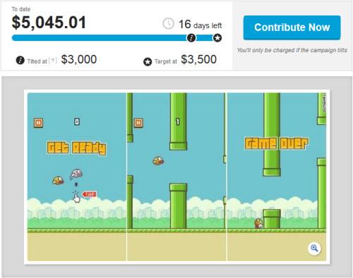 """Báo nước ngoài kêu gọi tài trợ để """"săn"""" tác giả Flappy Bird - 1"""