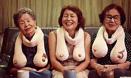 Thời trang kỳ dị của người Nhật Bản - 5