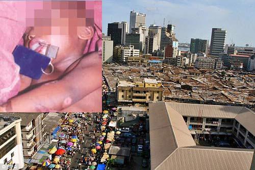 Nigeria: Cha khóa mồm, đánh đập con đến chết - 1