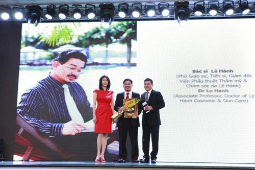Vinh danh Top 10 Phong Cách Doanh Nhân 2013 - 2014 - 6