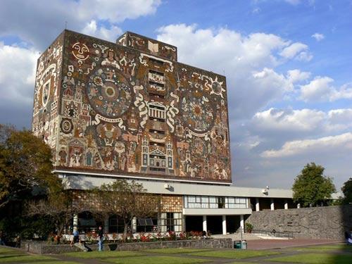 Những trường ĐH có kiến trúc lạ nhất thế giới - 1