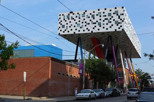 Những trường ĐH có kiến trúc lạ nhất thế giới - 10