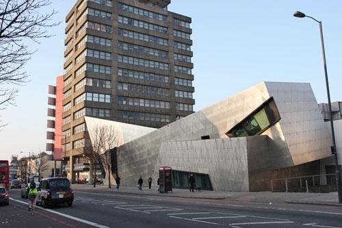 Những trường ĐH có kiến trúc lạ nhất thế giới - 5