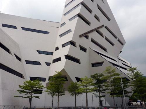Những trường ĐH có kiến trúc lạ nhất thế giới - 9