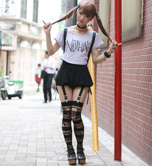 Thời trang kỳ dị của người Nhật Bản - 7