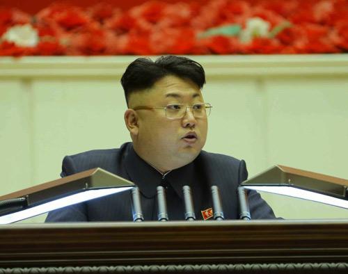 Kim Jong-un tố phương Tây đầu độc Triều Tiên - 1