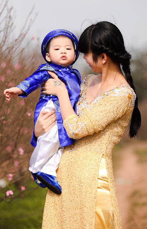 """Ngắm """"thiên thần"""" đáng yêu của chân dài Việt - 10"""