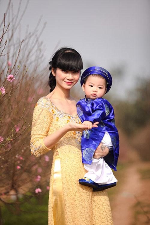 """Ngắm """"thiên thần"""" đáng yêu của chân dài Việt - 11"""