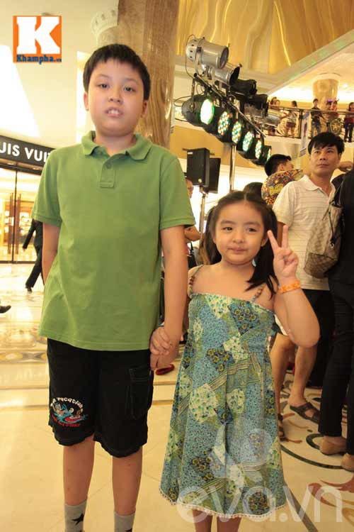 """Ngắm """"thiên thần"""" đáng yêu của chân dài Việt - 14"""