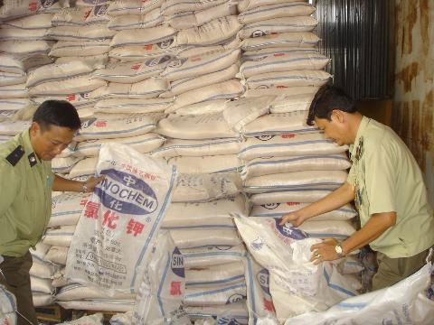 Phú Yên: Đến lượt phân Kali bị làm rởm - 1