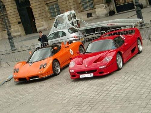 """Những bộ sưu tập xe hơi """"khủng"""" nhất thế giới - 1"""