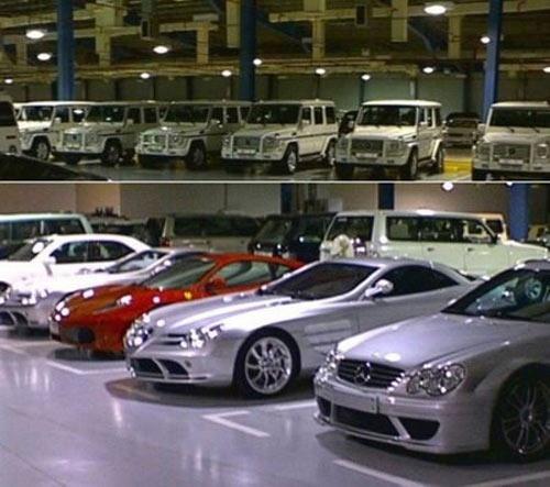 """Những bộ sưu tập xe hơi """"khủng"""" nhất thế giới - 11"""