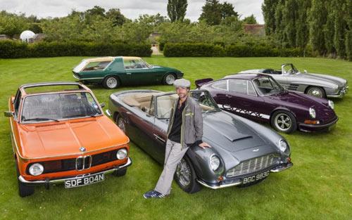 """Những bộ sưu tập xe hơi """"khủng"""" nhất thế giới - 4"""