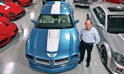 """Những bộ sưu tập xe hơi """"khủng"""" nhất thế giới - 8"""
