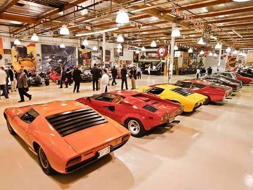 """Những bộ sưu tập xe hơi """"khủng"""" nhất thế giới - 9"""