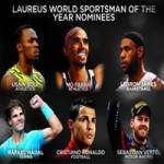 Thể thao - Bolt tranh giải Laureus với Ronaldo & Nadal