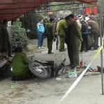 Tin tức trong ngày - Ô tô tông xe máy, phó bí thư xã tử vong