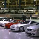 """Ô tô - Xe máy - Những bộ sưu tập xe hơi """"khủng"""" nhất thế giới"""