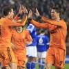 Real đại thắng, thầy trò Ancelotti mãn nguyện