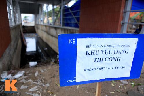 Hà Nội: Hầm đường bộ tiền tỉ thành cống ngầm - 4