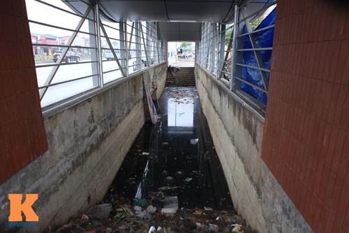 Hà Nội: Hầm đường bộ tiền tỉ thành cống ngầm - 5