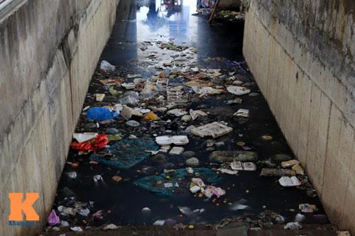 Hà Nội: Hầm đường bộ tiền tỉ thành cống ngầm - 6