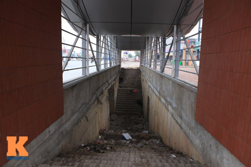 Hà Nội: Hầm đường bộ tiền tỉ thành cống ngầm - 9