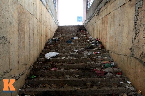 Hà Nội: Hầm đường bộ tiền tỉ thành cống ngầm - 10