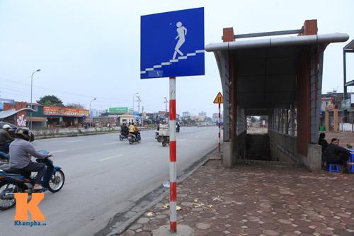 Hà Nội: Hầm đường bộ tiền tỉ thành cống ngầm - 8