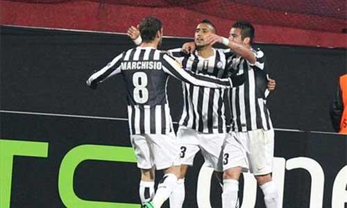 """Trabzonspor - Juventus: Dấu ấn """"kép phụ"""" - 1"""