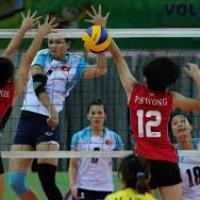 Việt Nam gặp khó ở Giải bóng chuyền các CLB nam, nữ châu Á 2014
