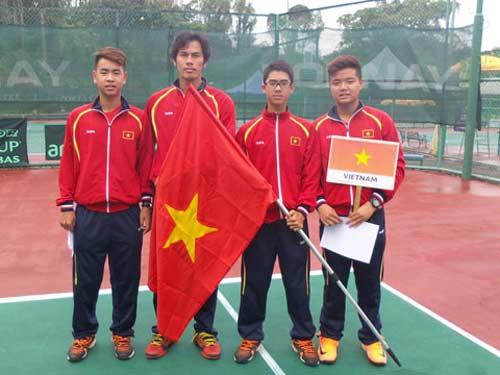 HOT: Hoàng Nam là hạt giống số 6 tại giải ITF Thái Lan - 1