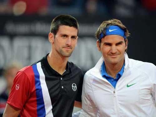 Federer thách thức Djokovic - 1