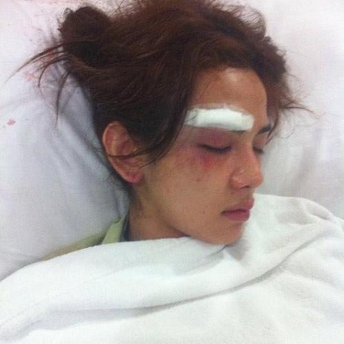 Sao nữ Thái bị đánh dã man và sàm sỡ - 3