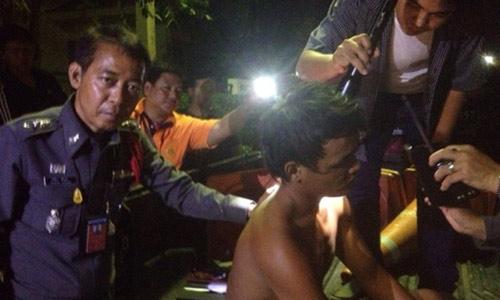 Sao nữ Thái bị đánh dã man và sàm sỡ - 6
