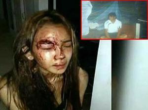 Sao nữ Thái bị đánh dã man và sàm sỡ - 2