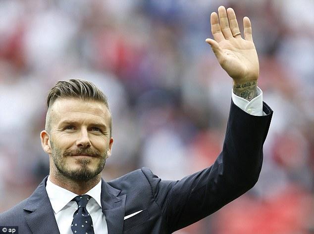 David Beckham lấn sân điện ảnh - 1