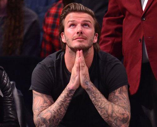 David Beckham lấn sân điện ảnh - 8