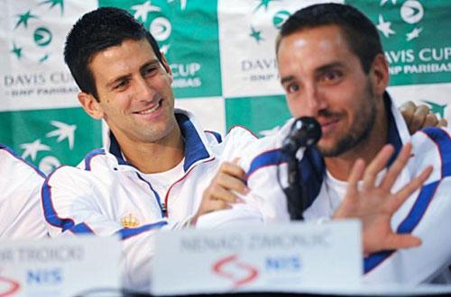 Sốc: Djokovic có thể bị cấm thi đấu - 1