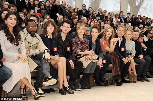 Cuộc chiến hàng ghế VIP ở Tuần lễ thời trang - 2