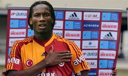 Drogba tuyên bố sẽ đá văng Chelsea khỏi C1 - 1