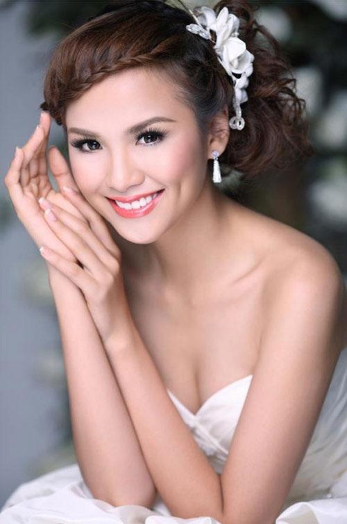 Hoa hậu Diễm Hương bị chồng đòi ly dị? - 1
