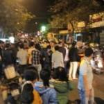 Tin tức trong ngày - Hàng trăm người dân vây 2 công an đánh người