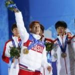 Nga thưởng đậm cho các VĐV giành huy chương Olympic Sochi 2014