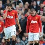 """Bóng đá - MU lao dốc vì Rooney - Persie """"bơ"""" nhau?"""