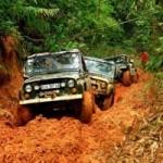 Thể thao - Ấn tượng từ giải đấu đua xe ô tô địa hình Dambri Challenge 2014