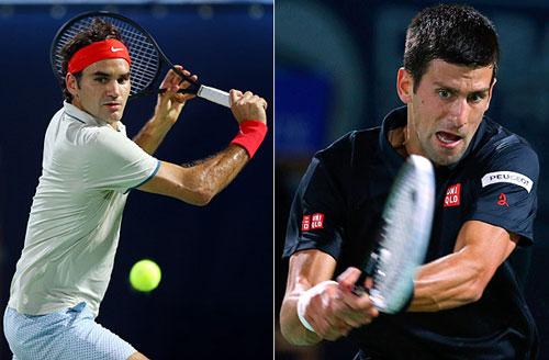 Djokovic - Federer: Hồi sinh mạnh mẽ (BK Dubai) - 1