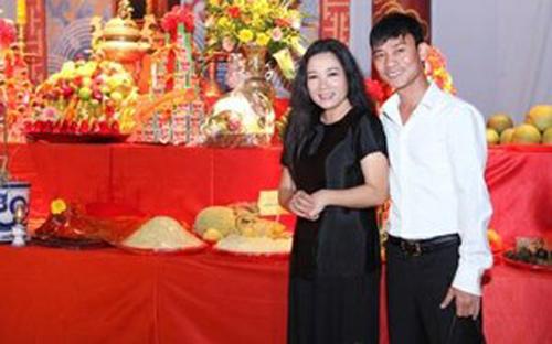 Ảnh cưới Thanh Thanh Hiền và con trai Chế Linh - 4