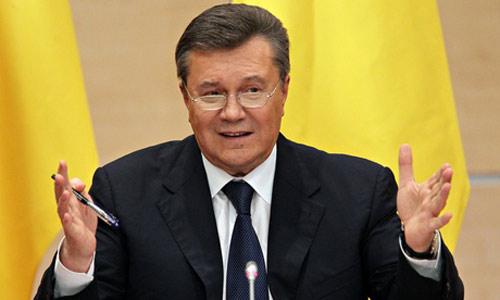 Cựu TT Yanukovych giục Nga can thiệp vào Ukraine - 1