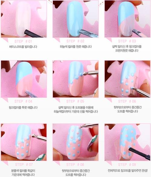 10 cách làm móng xinh cực kỳ đơn giản - 8